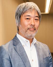 株式会社U'eyes Design 代表取締役社長 田平 博嗣