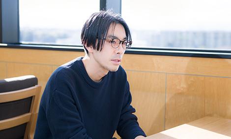 デザインコンサルティング部 コンサルタント 麦島 豊のインタビュー写真(4)