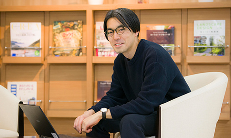 デザインコンサルティング部 コンサルタント 麦島 豊のインタビュー写真(5)