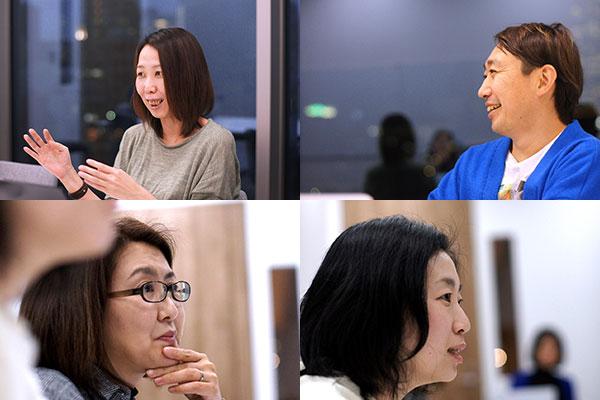 インタビュー参加者の写真