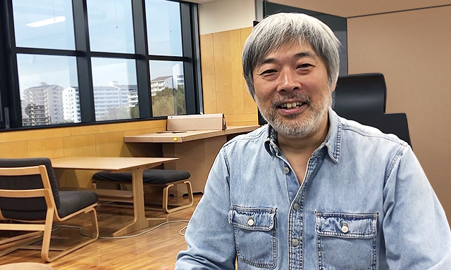 株式会社U'eyes Design 代表取締役 田平博嗣のインタビュー写真(1)