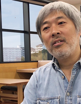 株式会社U'eyes Design 代表取締役社長 田平博嗣のインタビュー写真(3)